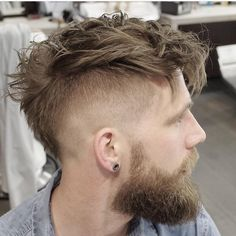 """4,705 Likes, 6 Comments - HAIRMENSTYLE OFFICIAL ✂️ (@hairmenstyle) on Instagram: """"Use #HairMenStyle @mensworldherenkappers ✂️"""""""