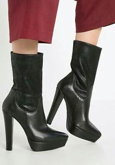 Die 64 besten Bilder von Stiefeletten | Heels, Shoes heels