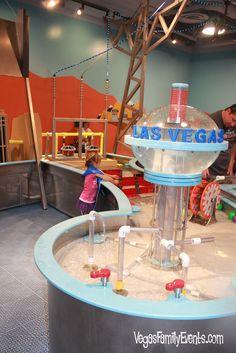 Discovery Childrens Museum Water World VegasFamilyEvents.com