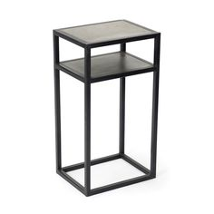 This simple table is perfect for a loud room.