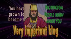 In this Bible lesson children will learn how God feels about pride. They will see what happens to King Nebuchadnezzar because he refused to listen when God s.