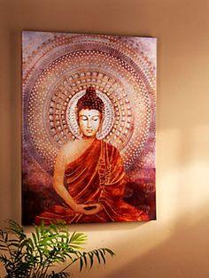 Wandbild Shining Buddha jetzt bei weltbild.de bestellen