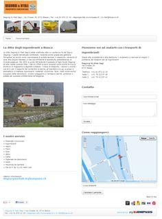 Degiorgi & Vitali Sagl, Ingombranti, Biasca, Bellinzona, Container, Servizio Benne, Trasporti, Recycling, Rottamazione