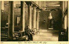 كنيسة ابو سرجة مصر القديمة