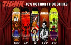 Think Skateboards - Horror Flick Series commercial - http://DAILYSKATETUBE.COM/think-skateboards-horror-flick-series-commercial/ - Think Skateboards newest graphic series. Available now! Featuring - Russ Milligan Cody McEntire Adrian Williams Danny Fuenzalida Dave Bachinsky thinkskateboards.comCast: Think SkateboardsTags: cody mcentire, russ milligan, adrian williams, dave bachinsky, danny fuenzalida, think ... - commercial, flick, Horror, series, skateboards, think