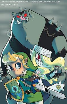 Zelda 25th Anniversary Image