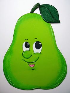 Dibujos de frutas y verduras - Kids Food Crafts, Fruit Crafts, Toddler Crafts, Preschool Crafts, Brick Crafts, Vegetable Cartoon, Fruit Cartoon, Funny Fruit, Egg Carton Crafts