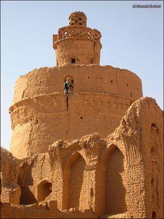 Columbarium/Pigeon Tower, Isfahan - Iran