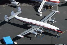 Trans-Canada Air Lines Lockheed L-1049G Super Constellation (CF-TGE) At Museum of Flight, Seattle (KBFI)