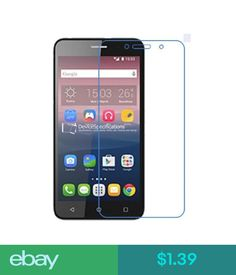 Alcatel cell phones mobile phones communication ebay mobile and 139 3x clearmatte screen protector film for alcatel onetouch pixi 4 6 fandeluxe Images