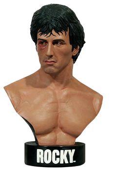 Rocky - Rocky Balboa 1:1 Scale Life Size Bust