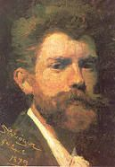 Art: In this picture it shows the painter P.S. Kroyer. P.S. Krøyer was 14 years old when he enrolled in the Royal Academy of Fine Arts. He was a talented artist. In the beginning of his career he was a very needed painter and worked on many orders. This was a way for painters to work back then. Until the artistic revolution of the impressionist painters. His most well known piece, A summer evening on the beach sold for the most ever a danish piece of art has.