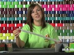 How to Make a Duct Tape Wallet - Video tutorial #ducktape