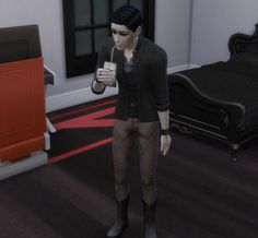 [Mod] Reduce Decay of Vampire Thirst Motive << SweeneyTodd  - ModTheSims