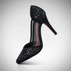#zapatillas #vestircasual #encaje #estiloromantico #lamodamasdeseada #PriceShoes #tacones #shoes #fashion    Cómpralas aquí ►http://tiendaenlinea.priceshoes.com/