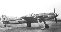 FW 190 D-9 W.Nr 500 042 'White 9' of II./J.G. 26, Nordhorn, Germany, December 1944