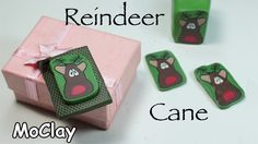 This is a easy cane with a reindeer that you can make for Christmas. Have fun! SUBSCRIBE! http://goo.gl/Wu0qF1 weekly videos on WEDNESDAY and SUNDAY. EXPAN...