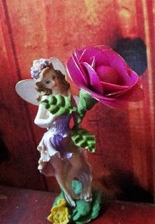 Stocking flowers as they are: Stocking flower - St. Valentine gift idea