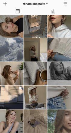 Instagram Feed Goals, Instagram Feed Planner, Best Instagram Feeds, Instagram Feed Ideas Posts, Creative Instagram Stories, Instagram Pose, New Instagram, Feed Insta, Shotting Photo