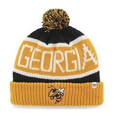 4594fefc880 Top of the World Georgia Tech Yellow Jackets EZDOZIT Knit Beanie ...