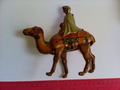 Keim 901 , Germany , arab on camel