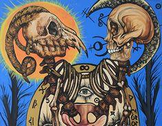 "Check out new work on my @Behance portfolio: ""Creación primigenia"" http://be.net/gallery/46522137/Creacion-primigenia"