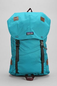 Patagonia Arbor Backpack! This is my fav!!!