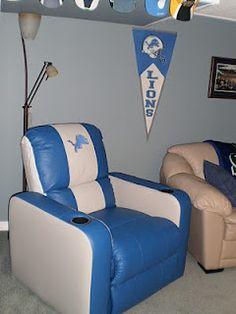 Football Detroit Lions Single Outlet Cover Room Decor Leviton Trevor S Pinterest And