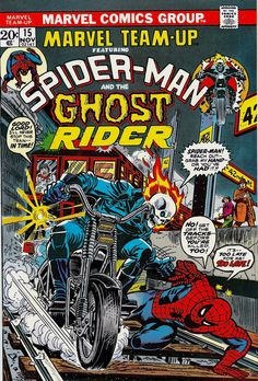 Marvel Team-Up 15 - Ghost Rider