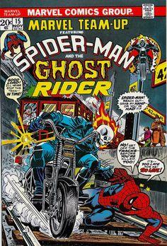 Marvel Team-Up 15 - Ghost Rider