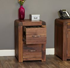 two drawer filing cabinet shiro at store keep your home office neat and tidy with our 2 drawer solid walnut filing cabinet