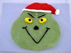 Grinch Cake Recipe - Momtastic
