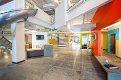 Inside Snagajob's New Open and Collaborative Headquarters