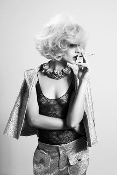 Pop Magazine - Nina Ricci: Subversive, Moi