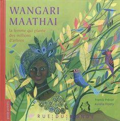 Un album qui se lit d'une traite. Un texte simple, poétique, accompagné par les illustrations d'Aurélia Fronty. Un hymne à la nature et à la paix porté par ce portrait. À la fin de l'album un dossier permet d'en savoir un peu plus sur la «mère des forêts» qui est morte le 25 septembre 2011 à Nairobi.