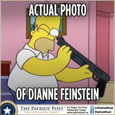 Humor: Feinstein — The Patriot Post