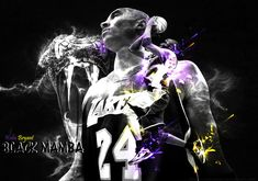 There's no one like The Black Mamba #KB24