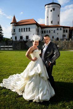 Manželia Lucia a Robert - Svadobný salón Valery