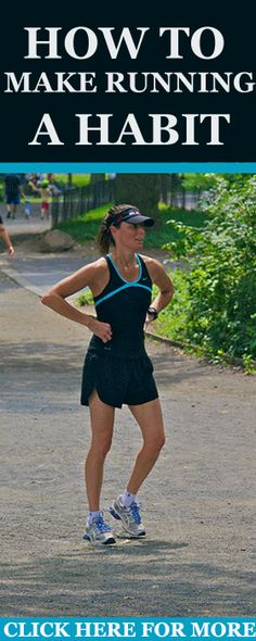 Fitness And Beauty: How to Make Running a Habit In 11 Simple Steps