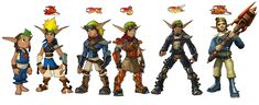 Jak - jak-and-daxter Photo    I LOVE THE JACK AND DAXTER GAMES <3