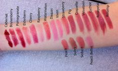 Pure Fruit Pigmented Lip Glazes natural, vegan, gluten-free colored with fruit and vegetable pigments instead of minerals and synthetic dyes rich avocado and cocoa butters moisturize and nourish lips each lip glaze is oz / g 100 Percent Pure, 100 Pure, Organic Makeup, Organic Beauty, Natural Beauty, Natural Makeup, Natural Skin, Bio Oil Scars, Love My Makeup