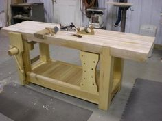 Ruobo workbench | Roubo style Bench - by offyguy @ LumberJocks.com ~ woodworking ...