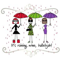 Best weather report I've ever seen! #middlesisterwines #middlesister #wine…