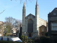 St Katharine's Church, Regent's Park. Places Of Interest, London, Park, Building, Travel, Viajes, Buildings, Parks, Destinations