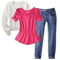 Girls Skip Along Fashion Collection