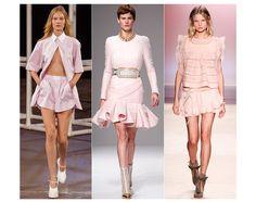 Spring/Summer Fashion Week 2014 Fashion Trends: Powder Pink