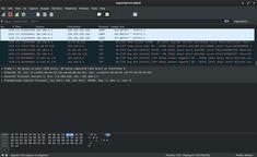 Network protocol analyzer. Linux, OS X, Windows.