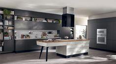 Cucina Laccata Motus | Sito ufficiale Scavolini