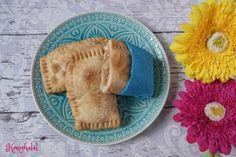 Kívül ropogós tészta, belül fűszeres-krémes almás töltelék!