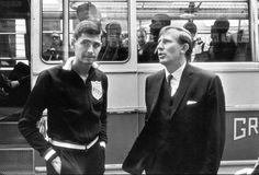 Jim Ryan meets Roger Bannister.